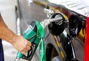 Gasolina, Bomba de combustível